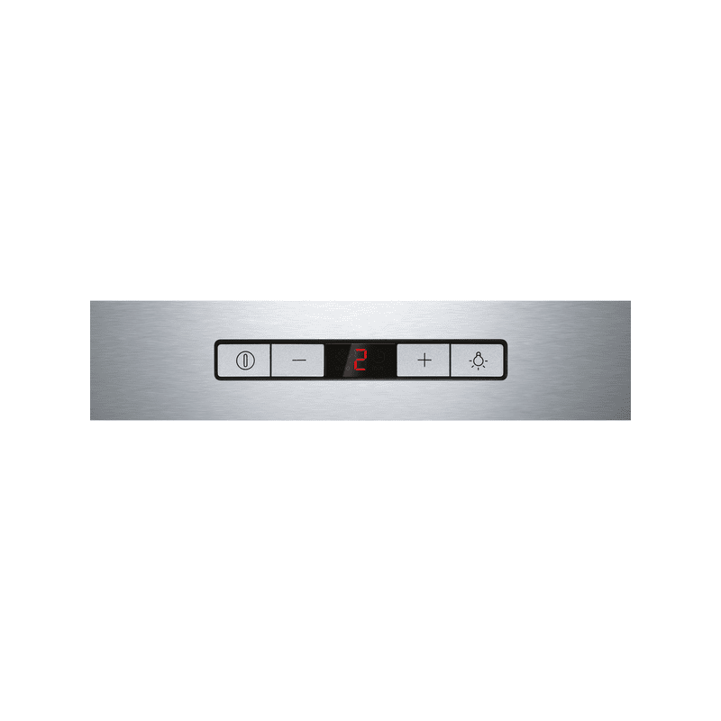 Bosch H751xW900xD680 Island Cooker Hood - Stainless Steel additional image 2