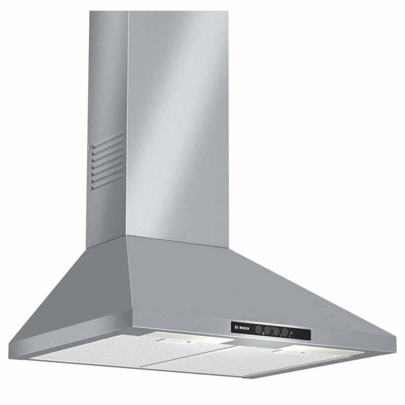 Bosch H799xW600xD500 Chimney Cooker Hood - Stainless Steel primary image