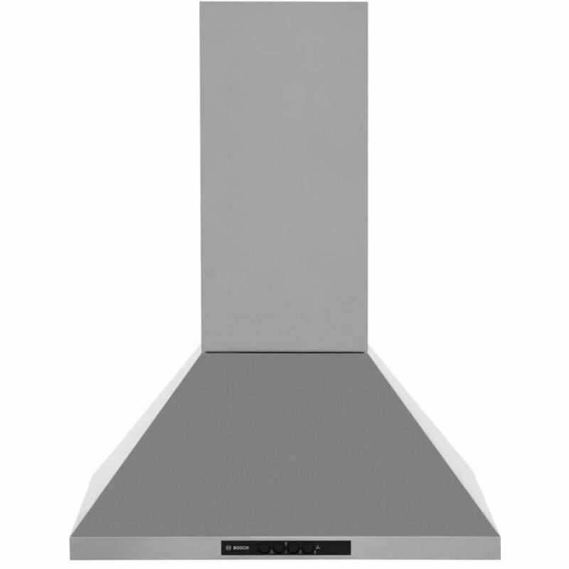 Bosch H799xW600xD500 Chimney Cooker Hood - Stainless Steel additional image 1