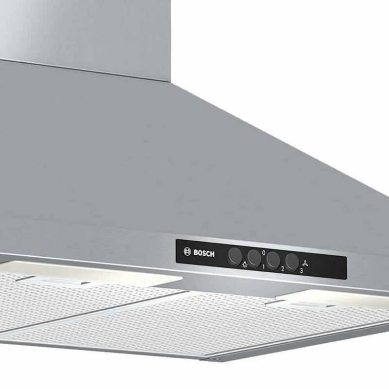 Bosch H799xW600xD500 Chimney Cooker Hood - Stainless Steel additional image 2