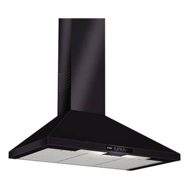 Bosch H799xW900xD500 Chimney Cooker Hood - Black