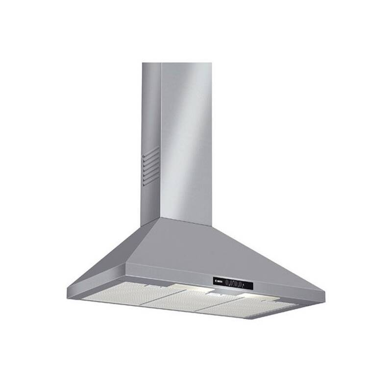 Bosch H799xW900xD500 Chimney Cooker Hood - Stainless Steel primary image