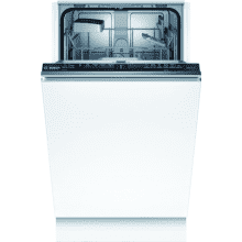 Bosch H815xW448xD550 Integrated Slimline Dishwasher with Home Connect