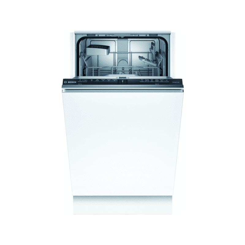 Bosch H815xW448xD550 Integrated Slimline Dishwasher with Home Connect primary image