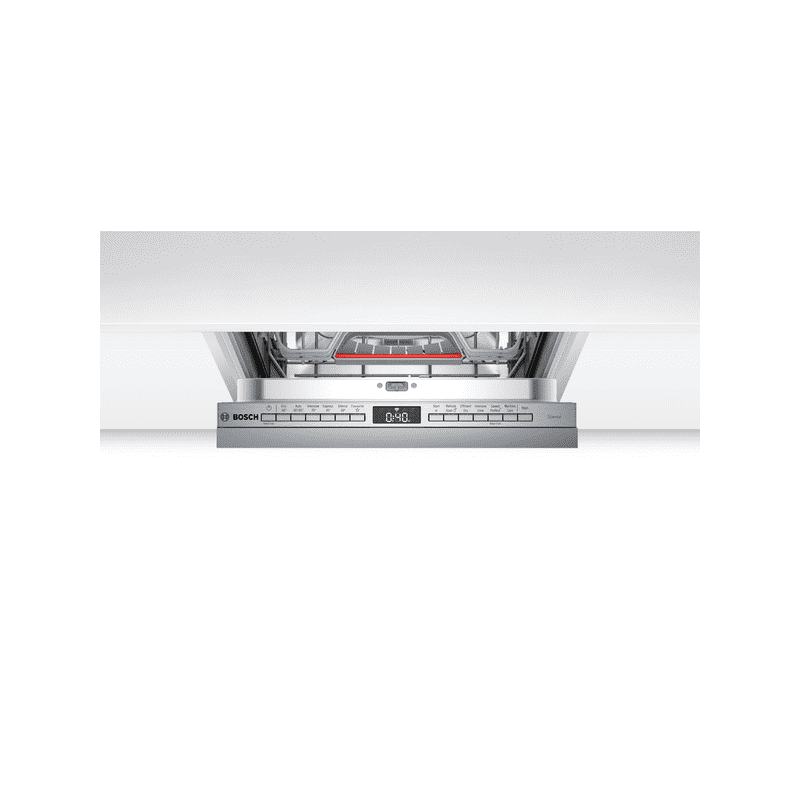 Bosch H815xW448xD550 Integrated Slimline Dishwasher with Home Connect additional image 2
