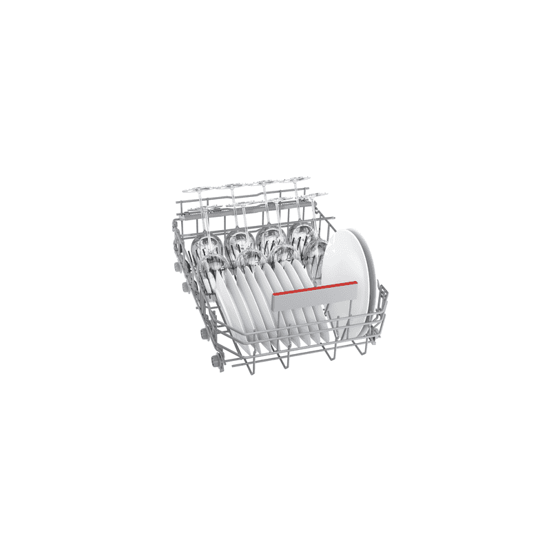 Bosch H815xW448xD550 Integrated Slimline Dishwasher with Home Connect additional image 4