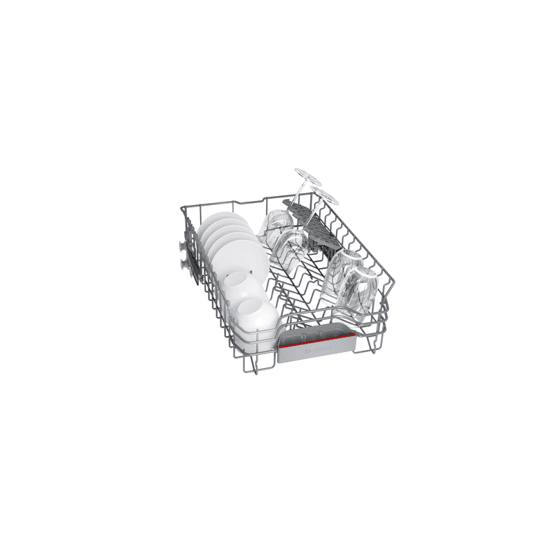Bosch H815xW448xD550 Integrated Slimline Dishwasher with Home Connect additional image 5