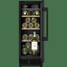 Bosch H818xW298xD567 Serie 6 Under Counter Wine Cooler
