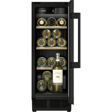 Bosch H818xW298xD567 Serie 6 Under Counter Wine Cooler