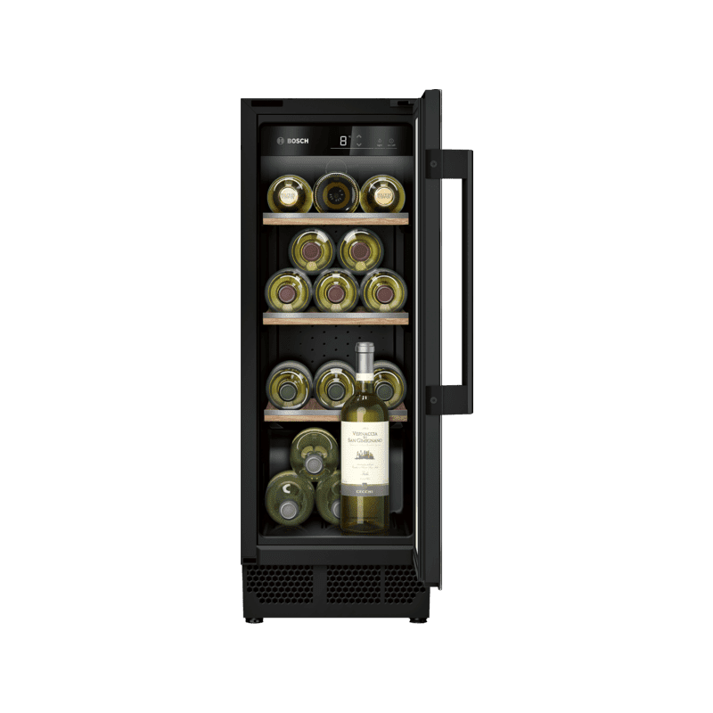 Bosch H818xW298xD567 Serie 6 Under Counter Wine Cooler primary image