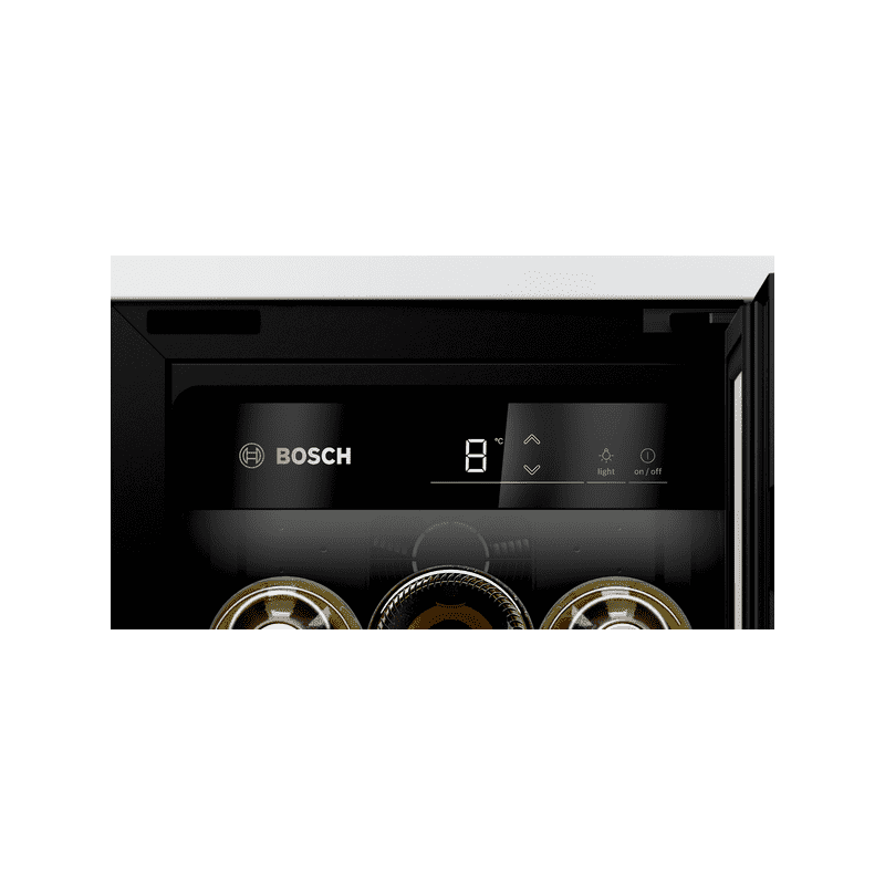 Bosch H818xW298xD567 Serie 6 Under Counter Wine Cooler additional image 6