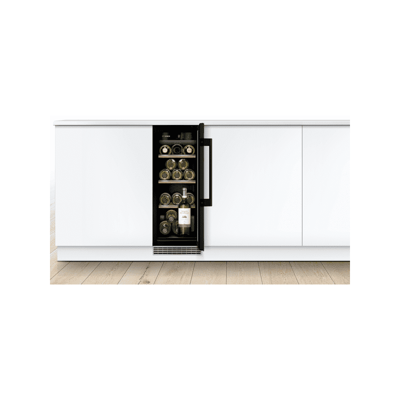 Bosch H818xW298xD567 Serie 6 Under Counter Wine Cooler additional image 7
