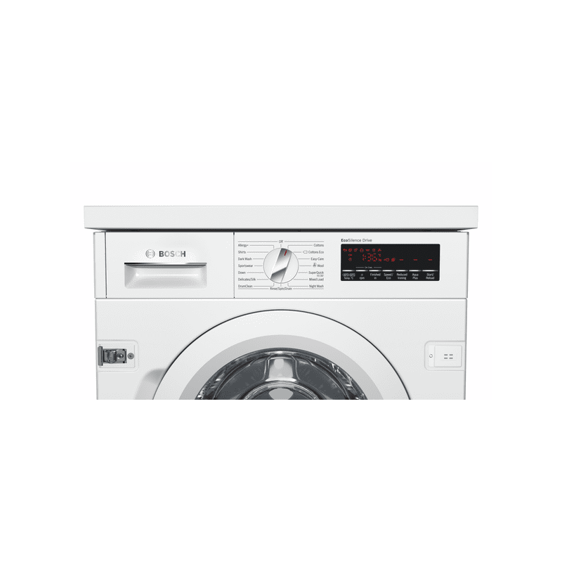 Bosch H818xW594xD544 Integrated Washing Machine (8kg) additional image 1
