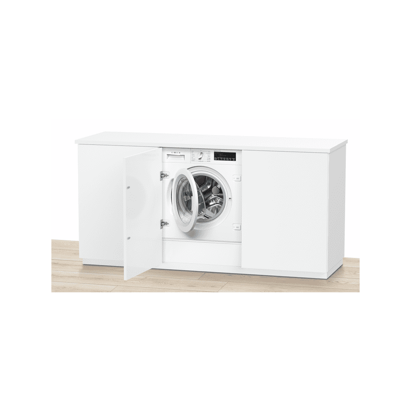 Bosch H818xW594xD544 Integrated Washing Machine (8kg) additional image 3