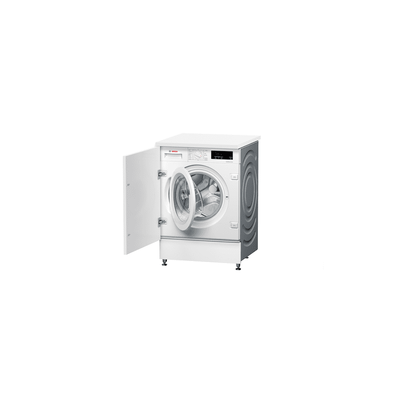 Bosch H818xW596xD544 Integrated Washing Machine (8kg) additional image 2