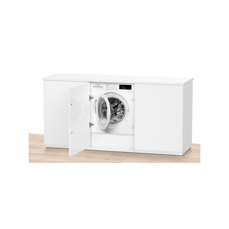 Bosch H818xW596xD544 Integrated Washing Machine (8kg) additional image 3