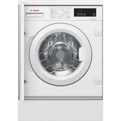 Bosch H818xW596xD544 Integrated Washing Machine (8kg)