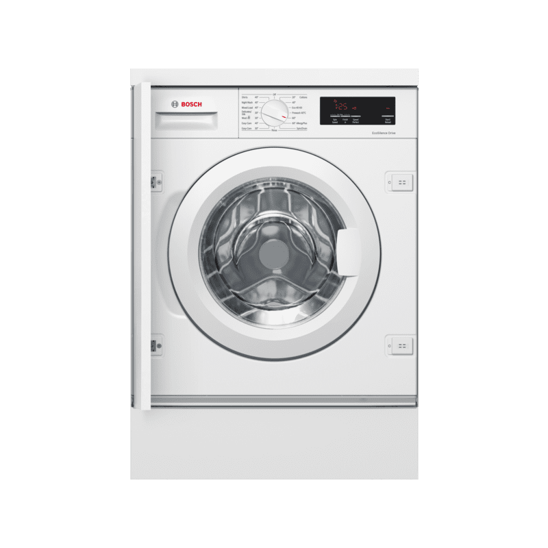 Bosch H818xW596xD544 Integrated Washing Machine (8kg) primary image