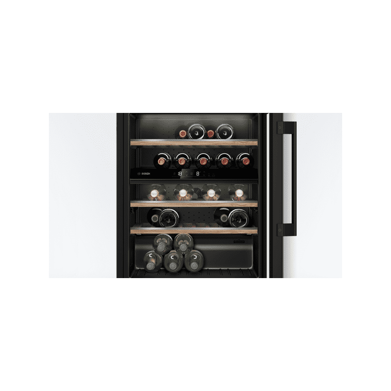Bosch H818xW598xD581 Serie 6 Under Counter Wine Cooler additional image 1