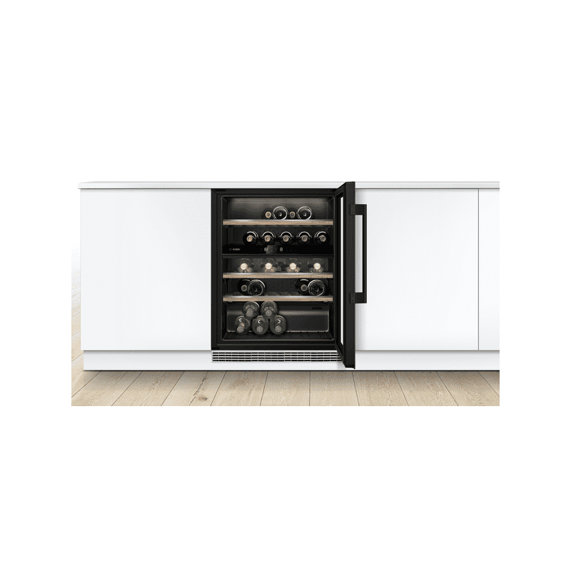 Bosch H818xW598xD581 Serie 6 Under Counter Wine Cooler additional image 6