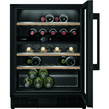 Bosch H818xW598xD581 Serie 6 Under Counter Wine Cooler