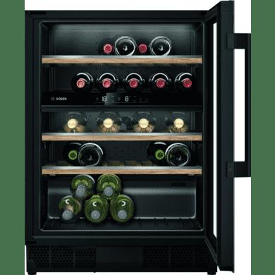 Bosch H818xW598xD581 Serie 6 Under Counter Wine Cooler