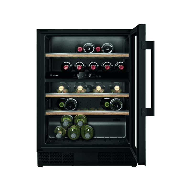 Bosch H818xW598xD581 Serie 6 Under Counter Wine Cooler primary image