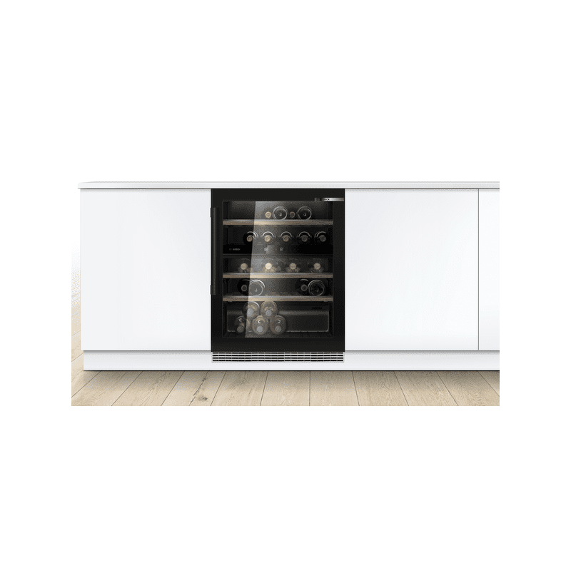 Bosch H818xW598xD581 Serie 6 Under Counter Wine Cooler additional image 7