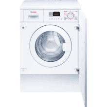 Bosch H820xW595xD550 Integrated Washer Dryer