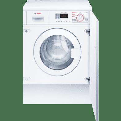 Bosch H820xW595xD550 Integrated Washer Dryer (7kg)