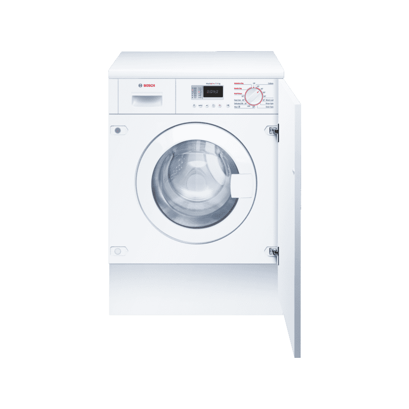 Bosch H820xW595xD550 Integrated Washer Dryer (7kg) primary image