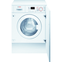 Bosch H820xW595xD580 Integrated Washer Dryer (7KG)