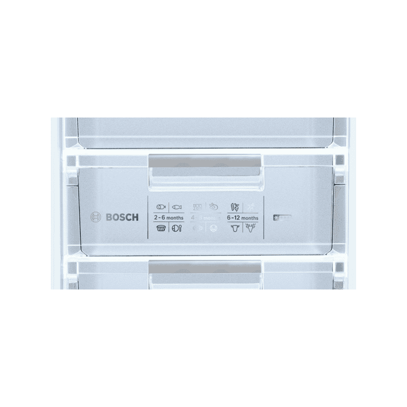 Bosch H820xW598xD548 Built Under Freezer additional image 1