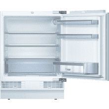 Bosch H820xW598xD548 Built Under Fridge