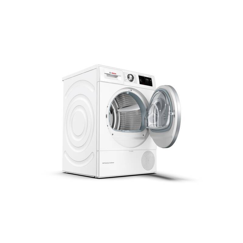 Bosch H842xW598xD597 Free Standing Condenser Dryer (9kg) with Home Connect additional image 1