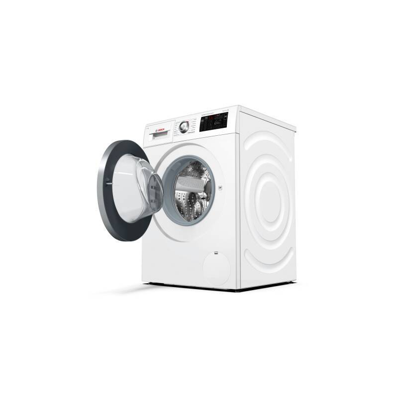 Bosch H848xW598xD590 Freestanding Washing Machine - Home Connect additional image 1