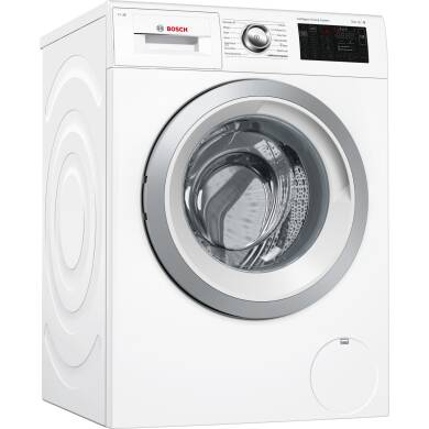 Bosch H848xW598xD590 Freestanding Washing Machine - Home Connect