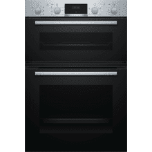 Bosch H888xW594xD550 Serie 2 Built-In Double Oven