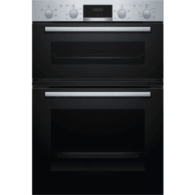 Bosch H888xW594xD550 Serie 2 Built In Double Oven
