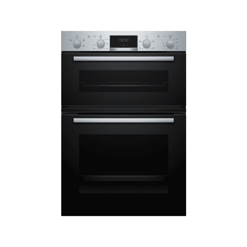Bosch H888xW594xD550 Serie 2 Built In Double Oven primary image