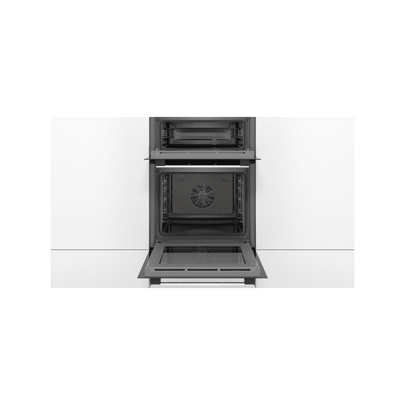 Bosch H888xW594xD550 Serie 2 Built In Double Oven additional image 3