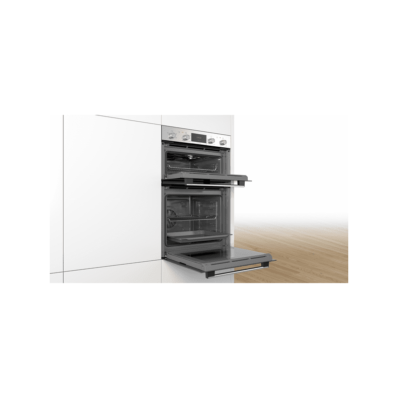 Bosch H888xW594xD550 Serie 2 Built In Double Oven additional image 4