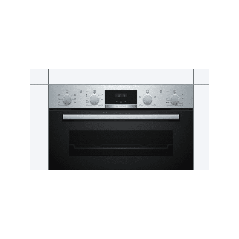 Bosch H888xW594xD550 Serie 4 Built-In Double Oven additional image 1