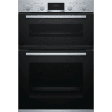Bosch H888xW594xD550 Serie 4 Built-In Double Oven