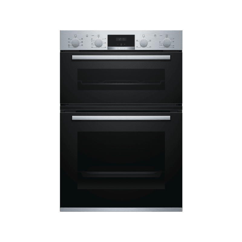 Bosch H888xW594xD550 Serie 4 Built-In Double Oven primary image