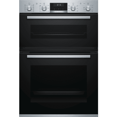 Bosch H888xW594xD550 Serie 6 Built-In Double Oven