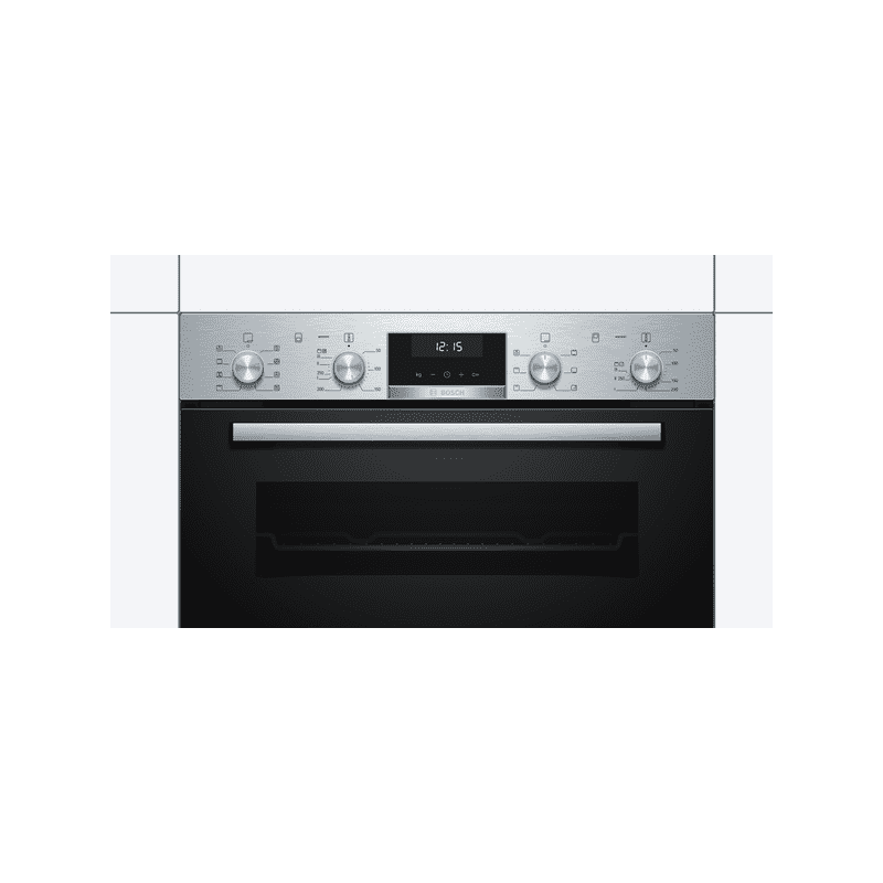 Bosch H888xW594xD550 Serie 6 Built-In Double Oven additional image 3