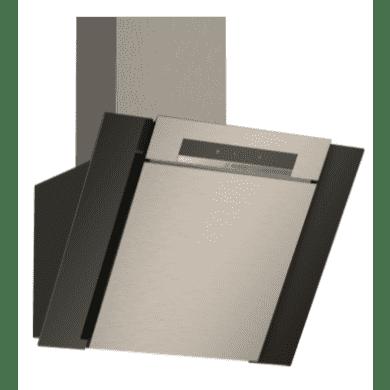 Bosch H898xW590xD467 Angled Glass Chimney Hood