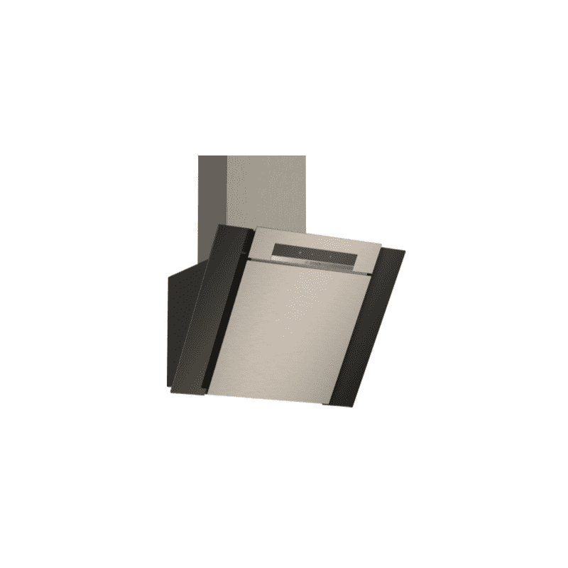 Bosch H898xW590xD467 Angled Glass Chimney Hood primary image