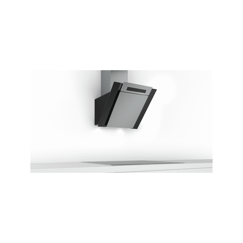 Bosch H898xW590xD467 Angled Glass Chimney Hood additional image 4